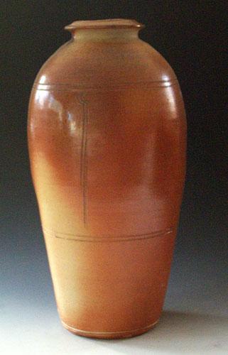 Wood Fired Vase, OLS-WF-129