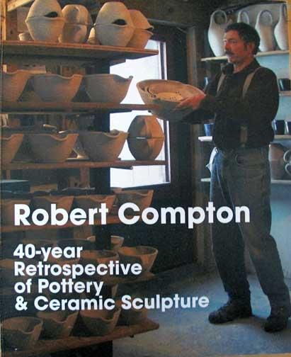 40 Year Retrospective of Pottery & Ceramic Sculpture, 2012.