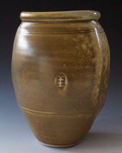 Wood Fired Vase, OLS-WF-127
