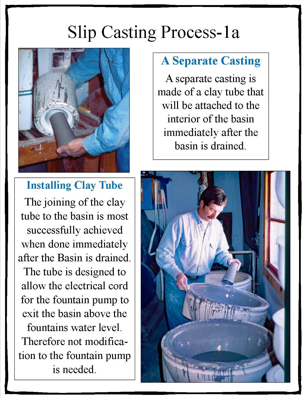 Slip Casting Process-1a