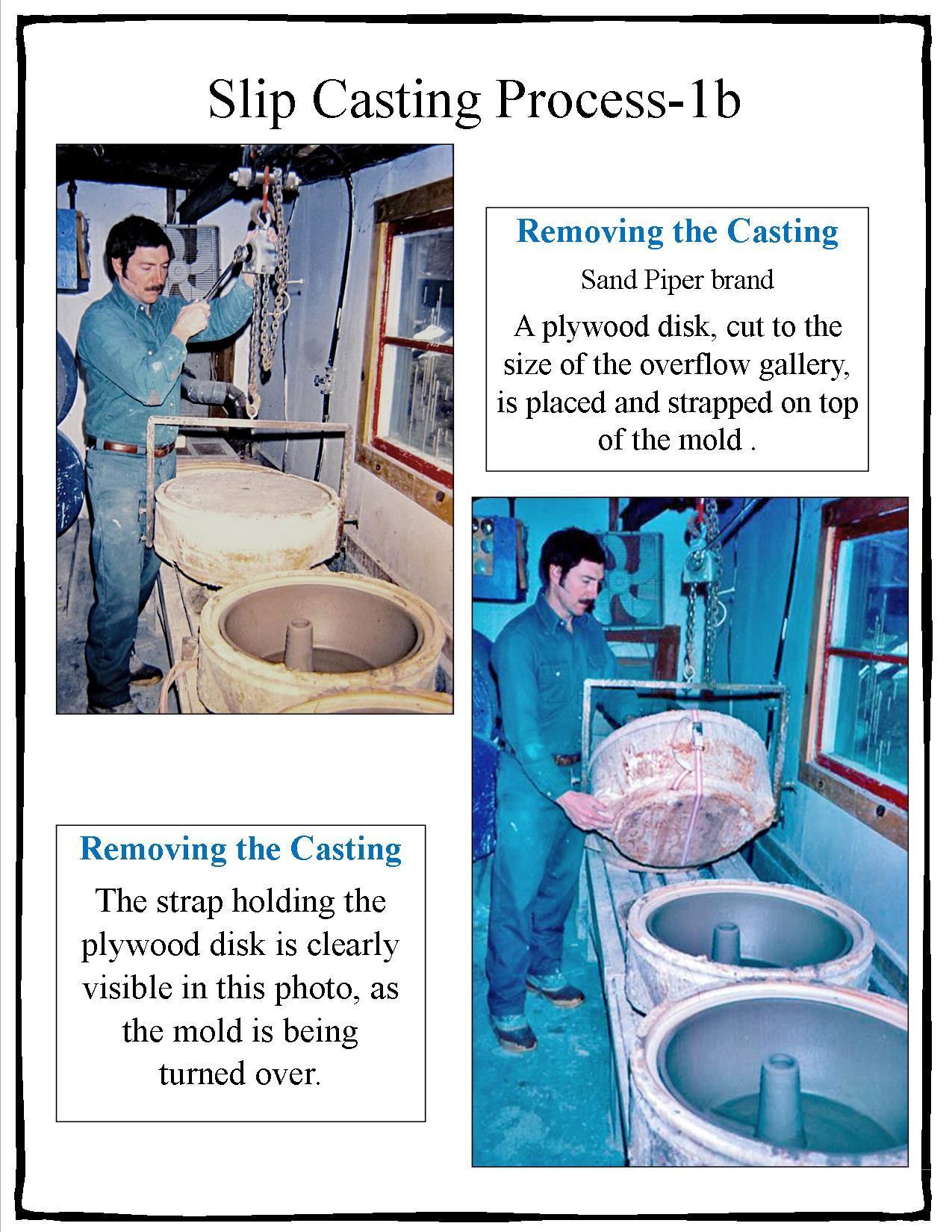 Slip Casting Process-1b
