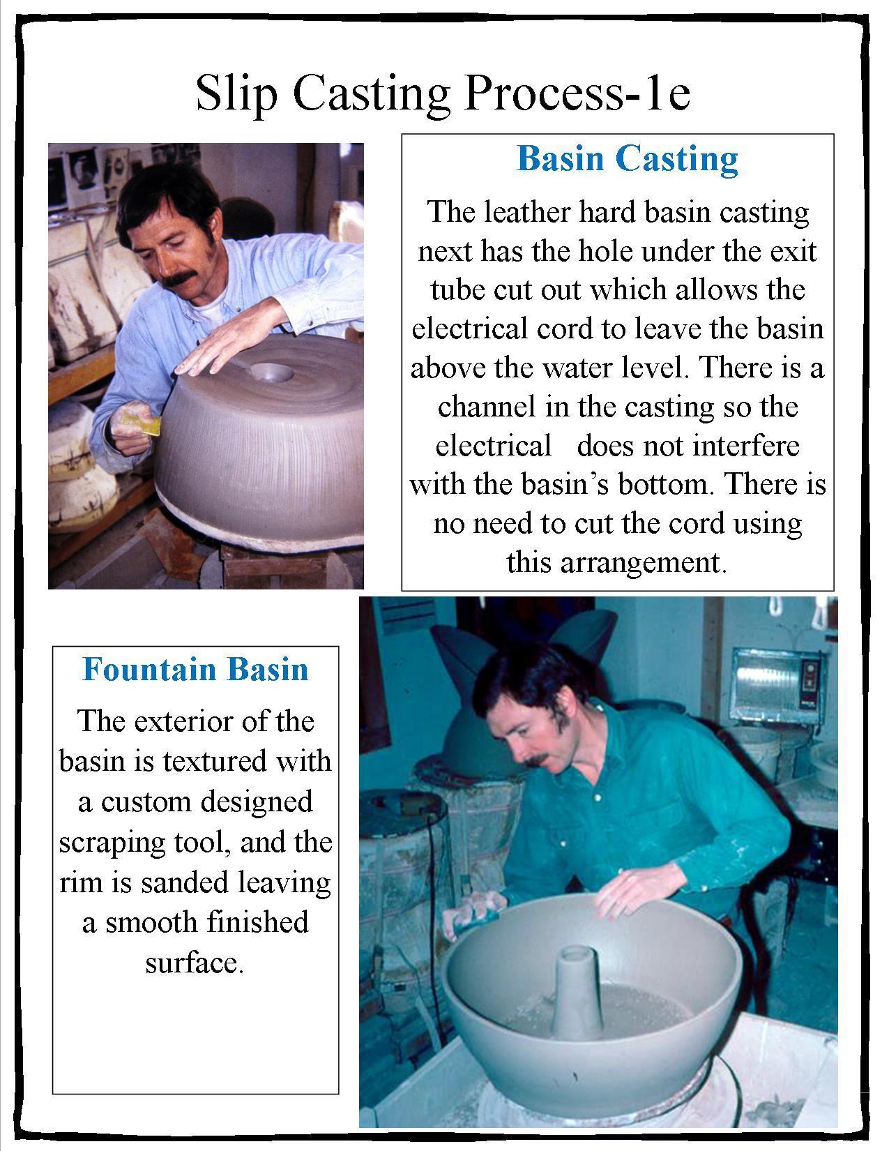 Slip Casting Process-1e